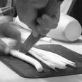 2000年開業《旬な御料理》丹念込めて一切妥協を許さず作り上げたお料理の数々。