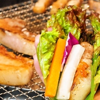 【日~木限定】破格!!サムギョプサル食べ放題♪2680円
