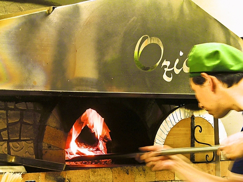 石窯ピザ OZIO