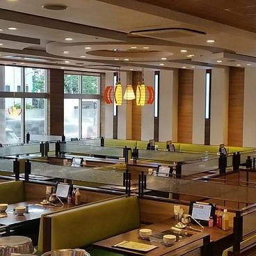 MK エムケイ レストラン 佐世保大野モール店の雰囲気1