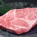 料理メニュー写真特選和牛サーロイン(塩・たれ)