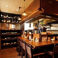 串・炙り・鮮Dining さんびょうし 一宮の雰囲気1
