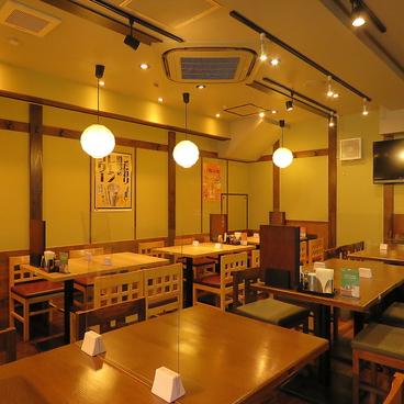 中華料理 上海亭 木場支店の雰囲気1