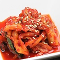 料理メニュー写真ユンさんのキムチ