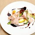 料理メニュー写真ディナーコース 3800円