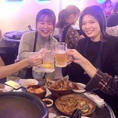 小さな韓国 あぷろ 七隈の雰囲気1