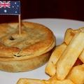 料理メニュー写真オーストラリアミートパイ