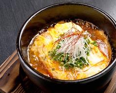 石焼天津麻婆豆腐