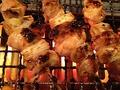 料理メニュー写真鶏もも串/鶏皮串/ぼんじり串/砂肝串/つくね串 ※各2本