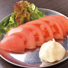 オイキムチ/つぶ貝チャンジャ/トマトスライス