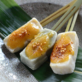 料理メニュー写真京生もち麩の柚味噌田楽