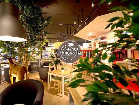 カフェもりっちゃ Cafe moriccha イオンモール大和郡山店