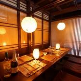 京町家しずく 新宿店の雰囲気3