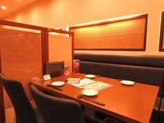 急な飲み会や飛び込みのお客様にもお勧めのテーブル席