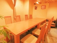 会社宴会のご利用時におすすめ♪人気のお席ですので早めのご予約がおすすめです!