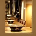 全テーブルに排気ダクト完備!匂い移りを気にせず焼肉をお楽しみ下さい♪