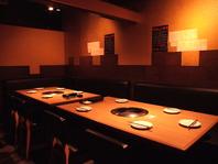 完全個室◆8名様~12名様まで利用可能◎