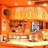 炉端 まじめや 広島立町店の雰囲気3