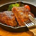料理メニュー写真スウェディッシュハンバーグ