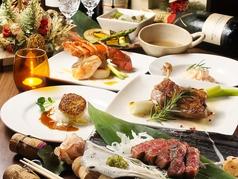 鉄板Dining SEEKSのコース写真