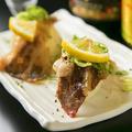 料理メニュー写真国産和牛の『肉寿司』