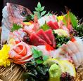 鮮魚そろえてます☆珍しい旬魚が新鮮な状態で味わえます。本日のオススメはスタッフまで♪
