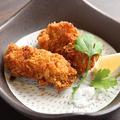 料理メニュー写真海宝名物 牡蠣フライ 1個/4個