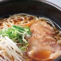 料理メニュー写真純和赤鶏 中華そば (旨極白湯/醤油)