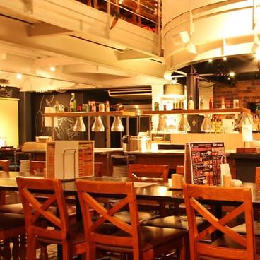 レストラン プリマベーラ 大泉店の雰囲気1