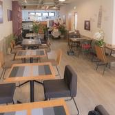 本格的なお料理をおしゃれな雰囲気で楽しめます。土曜日・日曜日・祝日はカフェタイムも営業しております。