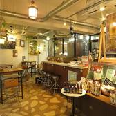 横浜ビール 驛の食卓の雰囲気2