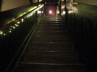 この階段を上れば・・・