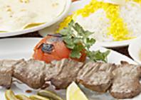 ペルシャ料理と言えば、ケバブ★