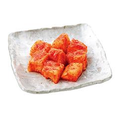 料理メニュー写真白菜キムチ/大根キムチ/きゅうりキムチ