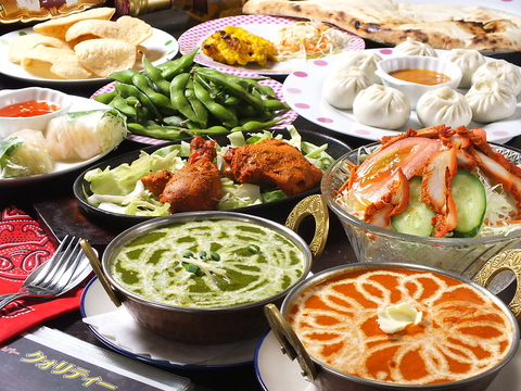 ネパール インドレストラン&バー クオリティー