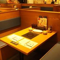 京都駅徒歩5分★広々お席をご用意しております!