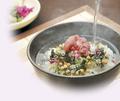 料理メニュー写真お茶漬け(明太・梅)