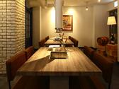 【8名テーブル×1卓】6名様~8名様までお受け致します。