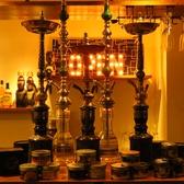恵比寿シーシャ Cafe&Bar MOAI 恵比寿のグルメ