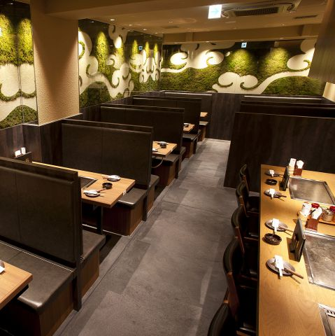 お好み焼き・鉄板焼き  DONGURI(どんぐり)  京都駅前・東店 店舗イメージ2