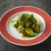料理メニュー写真鶏ムネ肉のジェノベーゼ