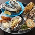 料理メニュー写真牡蠣のオールスター盛り