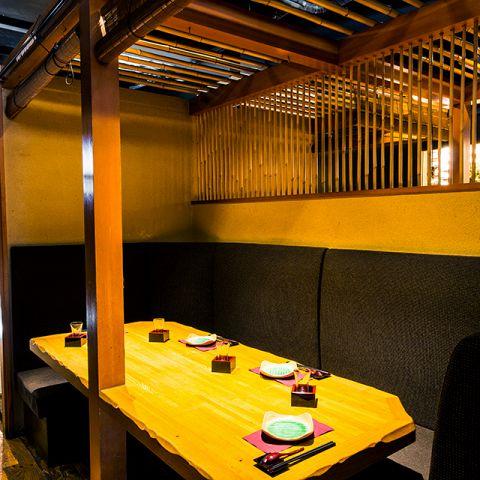 地鶏と個室居酒屋 よし河 難波店|店舗イメージ6