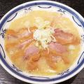 料理メニュー写真【特濃!!】味鶏チャーシュー麺