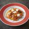 料理メニュー写真スモークサーモンとリコッタチーズ
