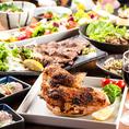 四季折々の旬食材を使用し、一品一品丁寧に仕上げたお料理をお酒とともにご堪能!2時間飲み放題付き宴会コースは3000円~7000円まで多彩にご用意しておりますので、ご利用シーンや人数、お好みに合わせたプランをご予約ください。朝霞台での宴会,飲み会,接待,記念日や誕生日のお祝い事にも◎