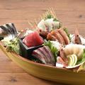 料理メニュー写真いろは自慢の一品!豊漁七点船盛り