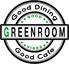 GREENROOMのロゴ