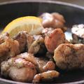 料理メニュー写真神山鶏 もも焼き (塩 or タレ)