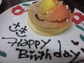 誕生日&記念日に♪博多黒鉄バースデーケーキ
